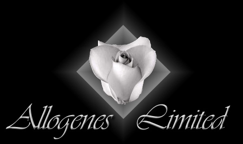 Allogenes Limited {Rose Logo}